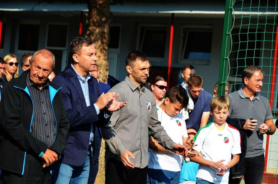 Działacze sportowi z Nowogardu