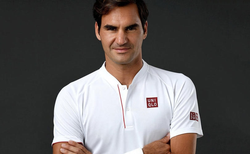 Roger Federer quitte Nike pour Uniqlo