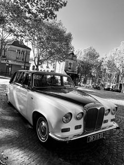 Véhicule Vintage Ancien GENESIS TRANSPOR