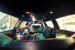 Limousine intérieur GENESIS TRANSPORT