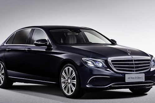 Mercedes E-CLASS Noir