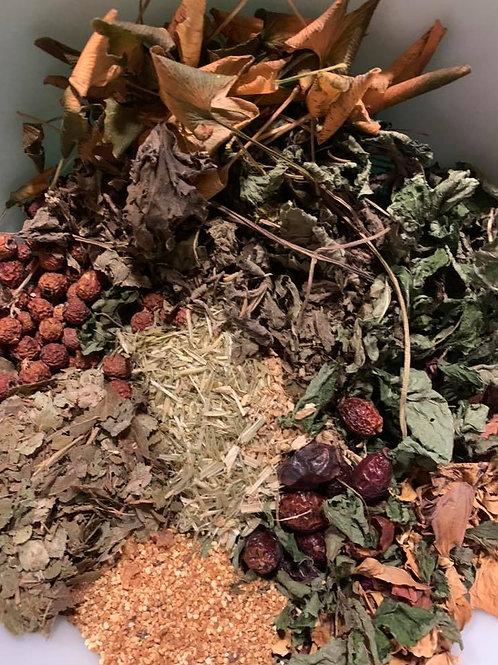 BlissFull herbal tea