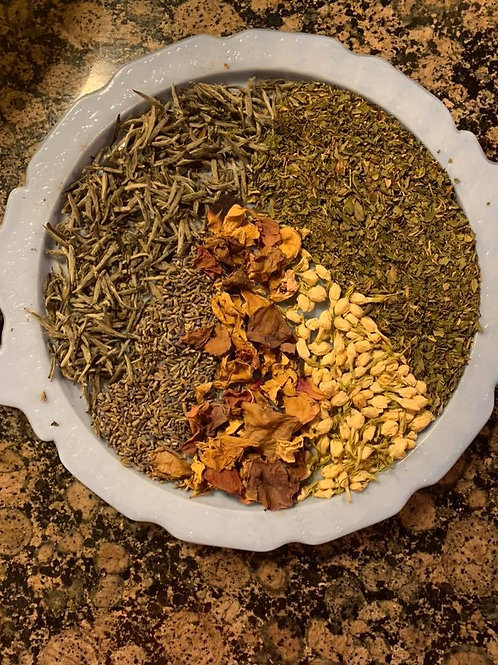 Goddess Garden tea