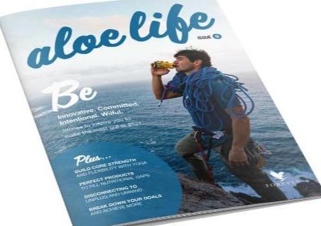 Aloe Life - Issue 9