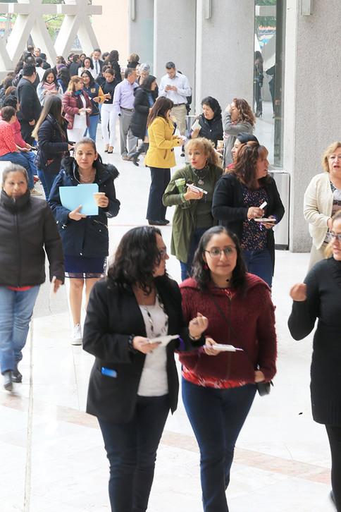 Día Internacional de la Mujer. Memoria y reflexión #Mujer UAM.  Foto: Archivo UAM-DCS / Alejandro Juárez Gallardo.