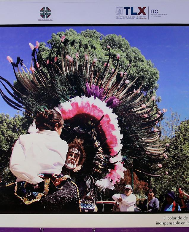 Tlaxcala. 500 años de arte popular mestizo.  Foto: Archivo DCS / Alejandro Juárez Gallardo.