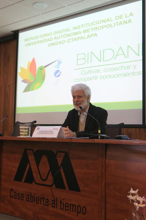Dr. Federico Besserer Alatorre