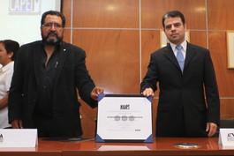 Mauricio Sales y Adolfo Zamora