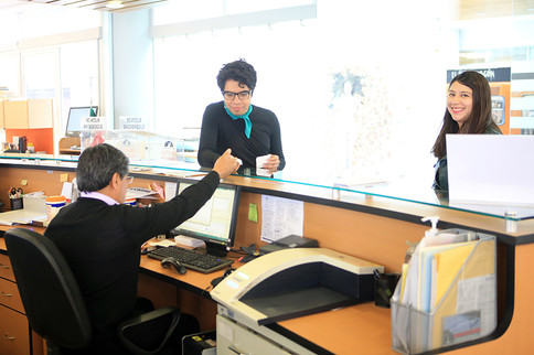 Biblioteca Miguel León-Portilla.  Foto: Archivo UAM-DCS / Alejandro Juárez Gallardo