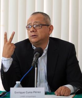 Enrique Cuna Pérez
