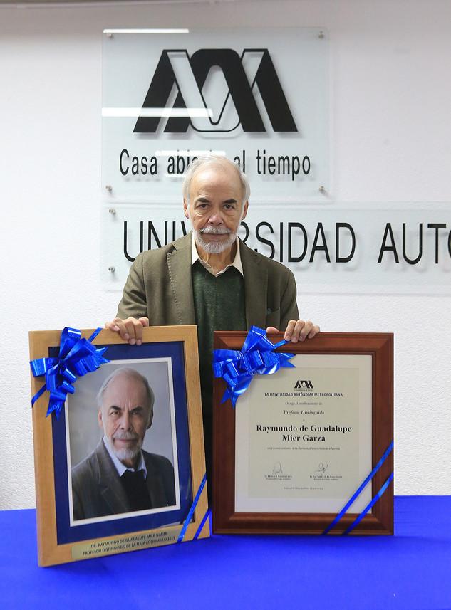 Dr. Raymundo Mier Garza