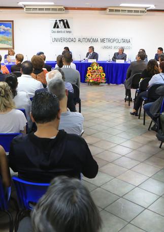 Francisco Javier Soria, María Elena Contreras, Claudia Mónica Salazar, Fernando de León, Manuel Rodríguez, María de Jesús Gómez y Alfonso León
