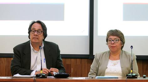 Dr. Rodrigo Díaz Cruz y Mtra. Maricela Jimenéz García