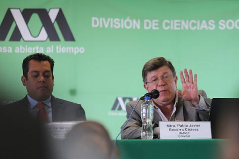 Sergio Gutiérrez y Pablo Javier Becerra