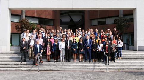 XXXIII Congreso de Investigación del Departamento de Producción Económica de la División de Ciencias Sociales y Humanidades de la UAM Xochimilco.  Foto: Archivo UAM-DCS / Alejandro Juárez Gallardo.