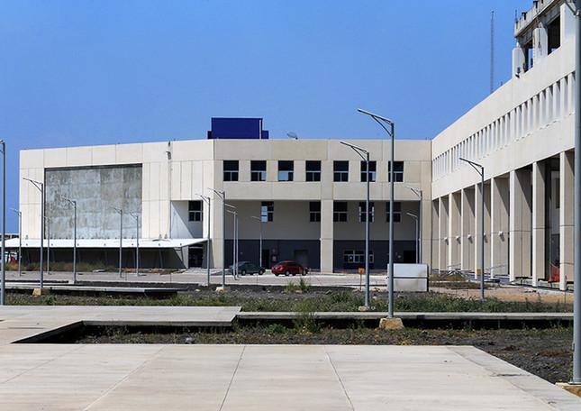 Unidad Lerma de la Universidad Autónoma Metropolitana. 13_03_2020.  Foto: Archivo UAM-DCS / Alejandro Juárez Gallardo.