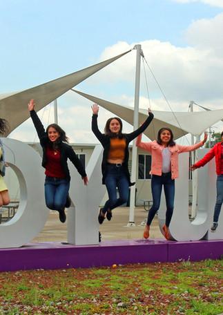 Unidad Lerma de la Universidad Autónoma Metropolitana.   Foto: Archivo UAM-DCS/Benjamín Pimentel.