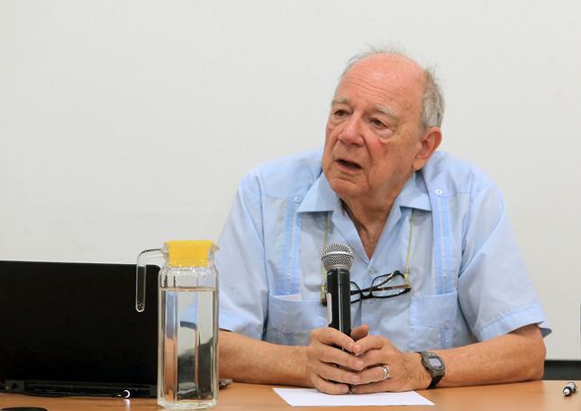 Dr. David Barkin Rappaport
