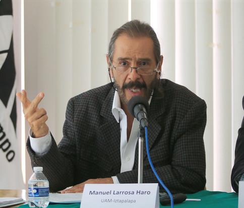 Manuel Larrosa Haro
