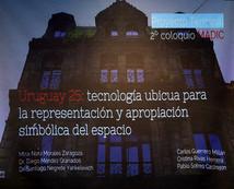 Segundo Coloquio de maestrantes de los alumnos de la sexta generación de la MADIC.