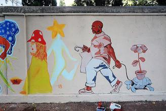 Mural #codextornel