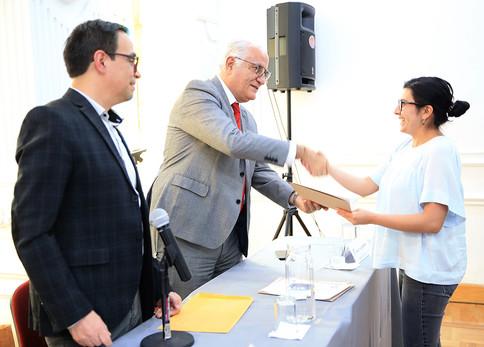Dr. Mario Barbosa Cruz y Dr. Eduardo Peñalosa Castro