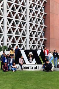 Sesión de inducción para los alumnos que realizarán estancia de movilidad nacional e internacional en el primer semestre del año 2020.  Foto: Archivo UAM-DCS / Alejandro Juárez Gallardo.