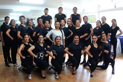 Compañía  de  Danza  Folklórica UAM-A.