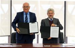 Dr. Eduardo Peñalosa Castro y Dr. Fernando Salmerón Castro