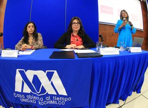 Dra. Angélica Buendía Espinosa, Dra. Carmen Enedina Rodríguez Armenta y Dra. Patricia Couturier Bañuelos