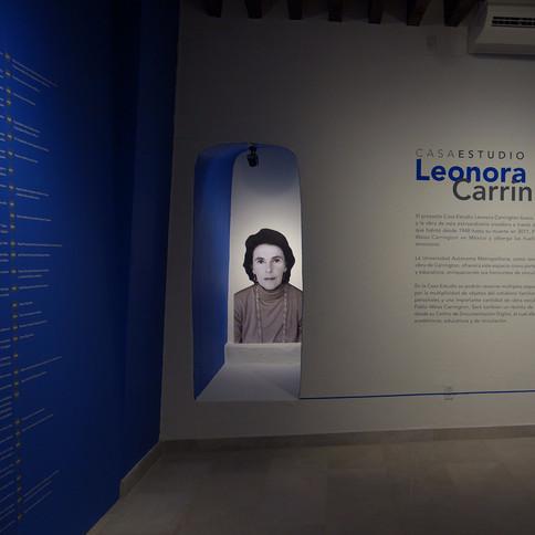 La Universidad Autónoma Metropolitana abre una ventana al universo íntimo de Leonora Carrington en la Casa de la Primera Imprenta de América.  Foto: Archivo UAM-DCS / Michaell Rivera Arce.