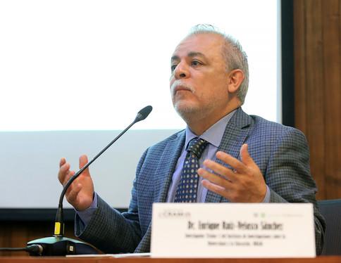Dr. Enrique Ruiz Velasco Sánchez