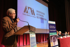 Dr. Oscar Comas Rodríguez, coordinador general de Información Institucional de la UAM