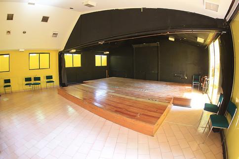 Centro Cultural Casa de la Bombas.   Foto: Archivo UAM-DCS / Alejandro Juárez Gallardo