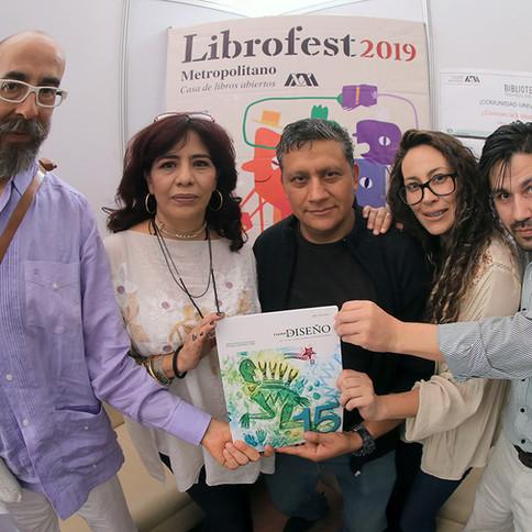 Librofest Metropolitano y X Feria Internacional del Libro de Azcapotzalco.