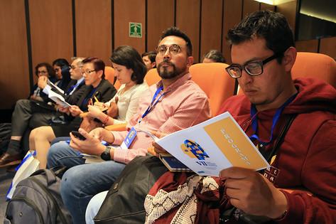 VII Congreso de Historiadores de las Ciencias y las Humanidades.   Foto: Archivo UAM-DCS / Alejandro Juárez Gallardo.
