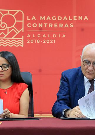 Patricia Jimena Ortiz Couturier y Eduardo Peñalosa Castro