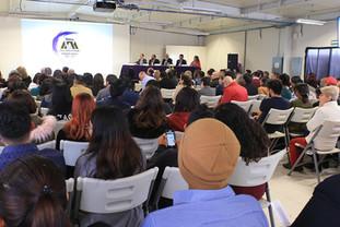 Ing. Darío Guaycochea, Dr. José Mariano García, Dr. Eduardo Peñalosa Castro, Dr. José Antonio De los Reyes y Dra. Frida Díaz