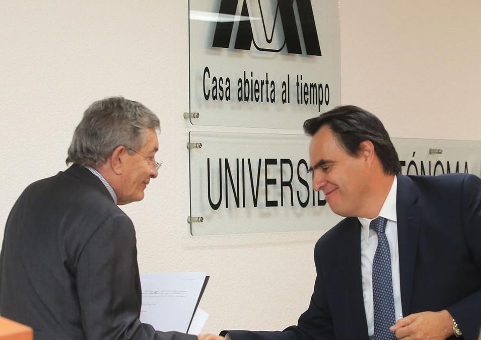 Manuel Rodríguez y Francisco Javier Soria
