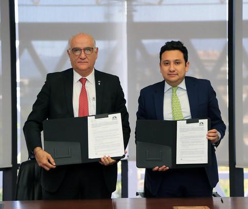 Dr. Eduardo Peñalosa Castro y Mtro. Diego Antonio Saturno García