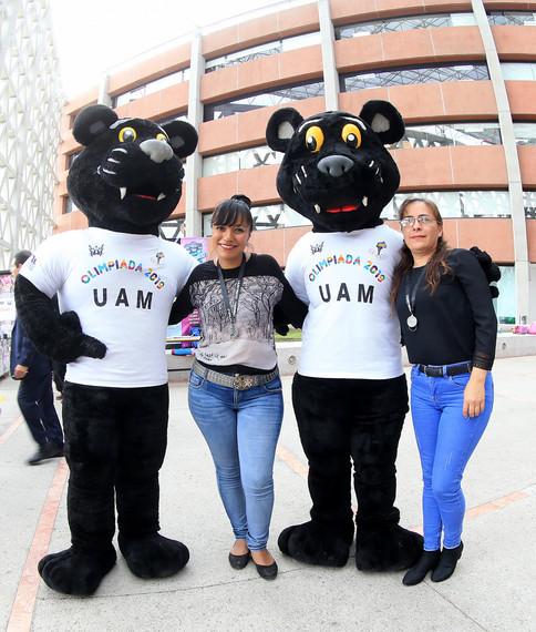 FestiUAM.  Foto: Archivo UAM-DCS / Alejandro Juárez Gallardo.