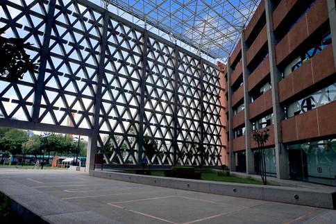 Edificio de la Rectoría General de la Universidad Autónoma Metropolitana