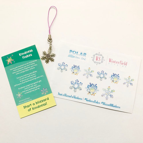 Kindness Flakes- Random Acts of Kindness