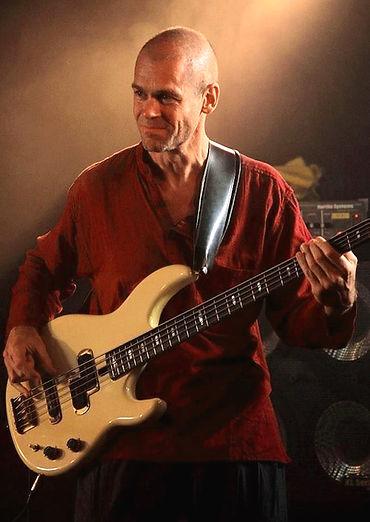 Christian Duperray basse bassiste