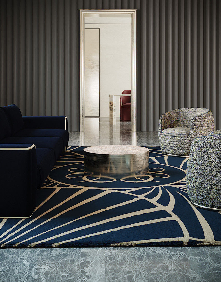 Elie Saab Maison: Majesty Sofa