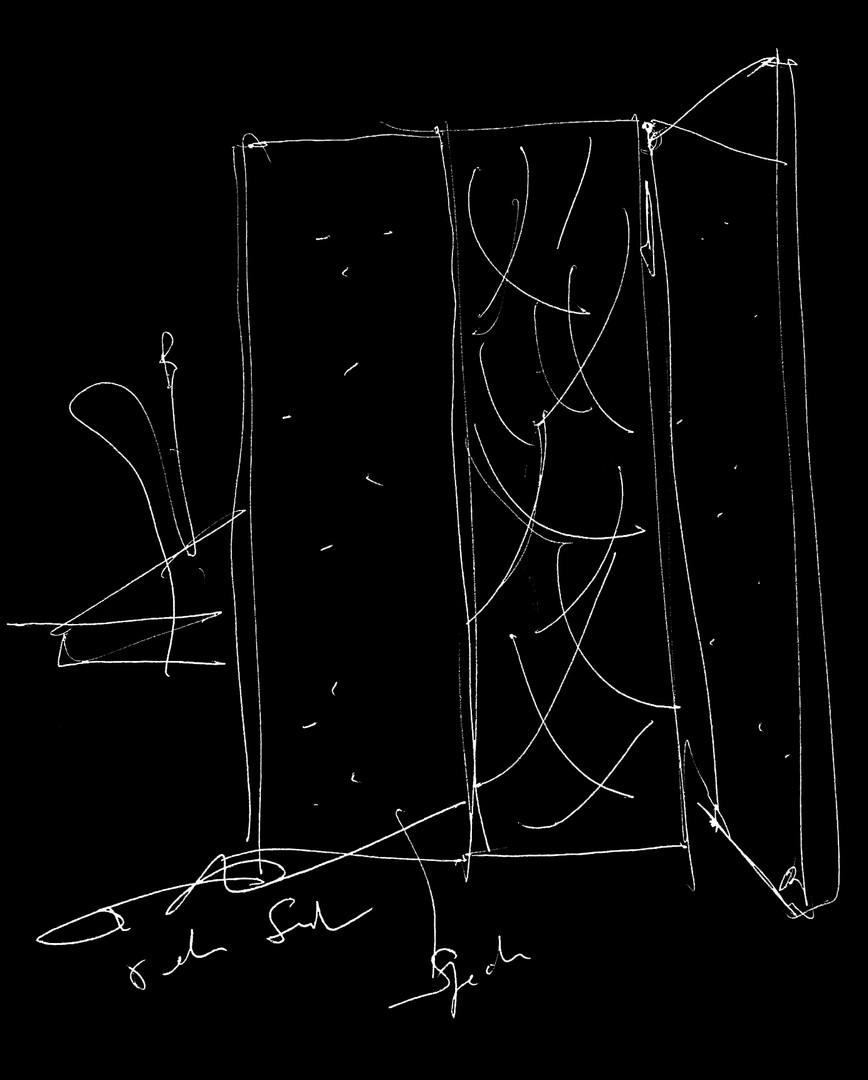 ELIE SAAB Maison: Brise Screen
