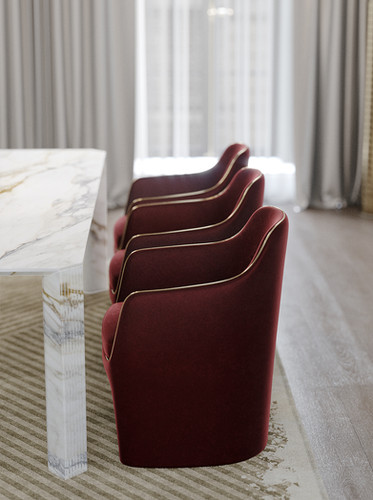 ELIE SAAB Maison: Elite Dining Chair