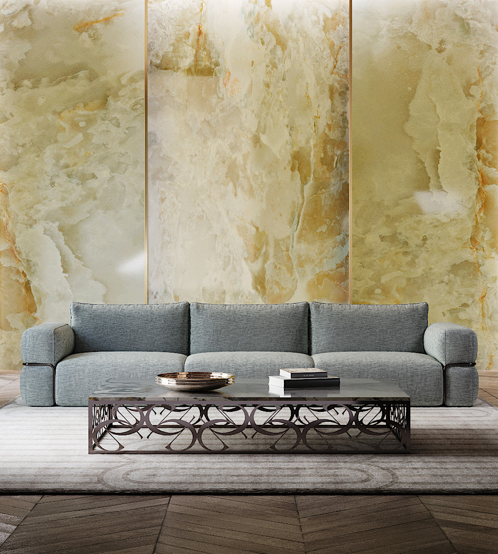 Elie Saab Maison: Byblos Sofa