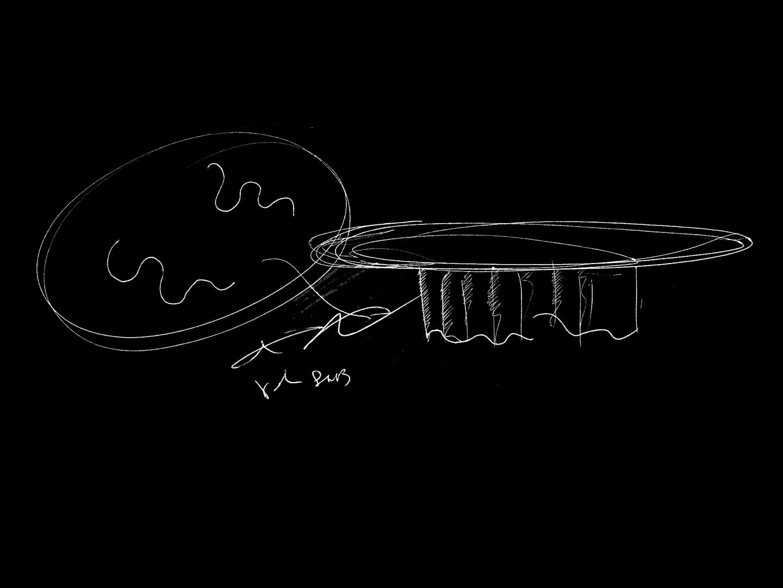 ELIE SAAB Maison: Dunes Low Table