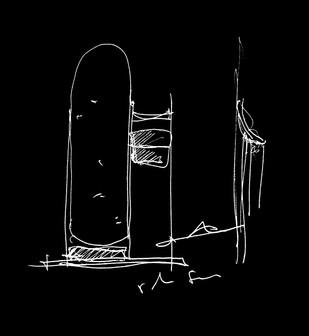 ELIE SAAB Maison: Valet de Nuit